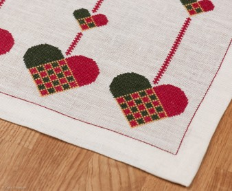 Cristmas stitching